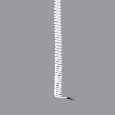 12692.000 WENDELLEITUNG 3 x 1,5mm² weiß