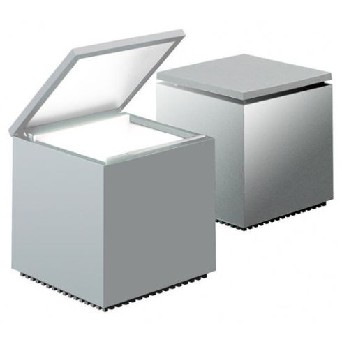 Cuboluce metallizzato