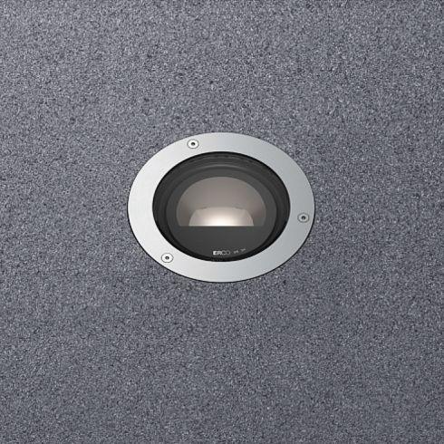 33472 000 Tesis Lens Wallwasher In Ground Luminaire Erco