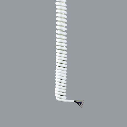 12693.000 WENDELLEITUNG 5 x 1,5mm² weiß