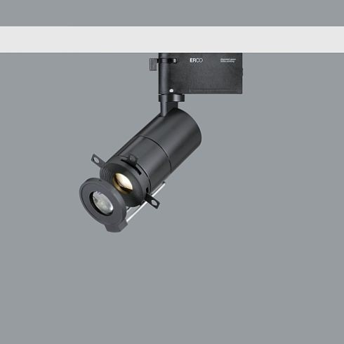 73302 000 Pollux Led Contour Spotlight For Erco Track System